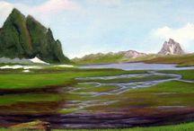 Pintura de Javier Úcar - 2014 / Obra pictórica realizada durante 2014