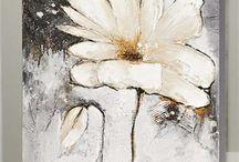 Pintura acrilico