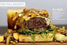 Gourmet Hamburgers / by Greg Western