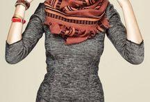 Mrs foulard