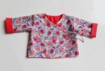 Couture - vêtements bébé et enfants