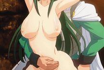 hot anime