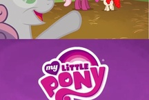 My little pony / by Hope Taylor
