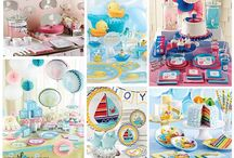 Baby Shower Themes & Ideas / Celebrate the mother-to-be and her new bundle of joy with our wide array of Baby Shower Themes. Our baby shower party supplies and decorations are available in bulk quantities at wholesale prices. They are great for a shower parties, as well as gender reveal parties.