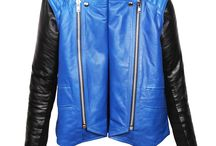 Tribute 27 Leather Jackets / The Purple Haze collection