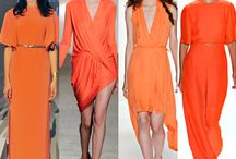 Fashion: Spring Style / Spring fashions straight from the runway.  More women's fashion content at amotherworld.com