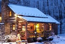 Cozy Cabin / by Allyson's Place