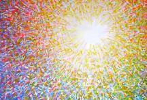 Sun / Sun paintings