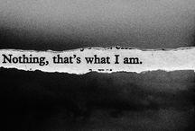 • sad quotes •