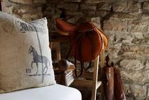 Equestrian style and decor / For original equestrian art visit my website: dymanska.com