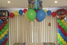 balonnen decoratie
