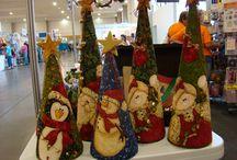 Natal ( cone decoração