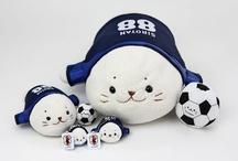 shirotan / shirotan is a stuffed seal