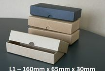 Long Range / The Long Box Range comes with a base and lid, the boxes are shipped out flat packed for you to assemble.