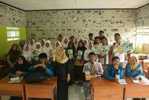 Sosialisasi / Sosialisasi AMIK BSI Purwokerto ke Sekolah-sekolah di wilayah Barlingmascakeb