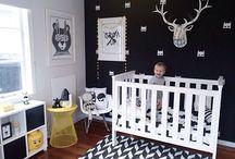 Nursery style / For my dream nursery for my dream baby.