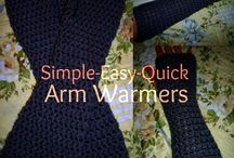 Arm gloves/warmers