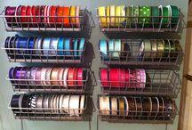 Craft room / by Dawn Markley Kadlubowski
