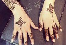 Henna ideas that I think I won't for my henna