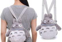 Fluffy Backpacks