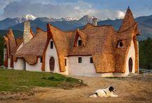 dream house/eco/hobbit