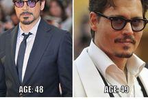 Downey , Depp