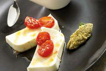 Entrées fromage