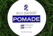 Billy Jealousy At Muazo / Billy Jealousy Grooming Gear for men has landed at Muazo