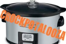 Crockpot  / by Tricia Gray