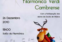 Filarmónica Verdi Cambranse / Design; Music