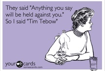 Tim Tebow <3 / by Mandy Roberts