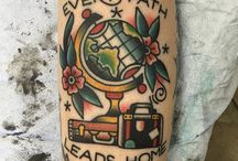 Trip tattoo