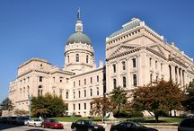 Indiana State Capitol