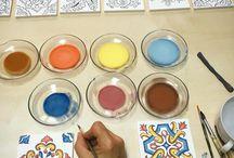 cerámicas decoradas