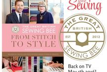 Great British Sewing Bee Series 4! / Links and pics from the Great British Seing Bee 2016, series 4.  Keep up with all the patterns and contestants.
