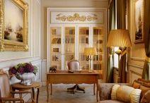 классический дизайн интерьера / В разделе представленны фото интерьеров в классическом стиле, разных эпох, в различных помещениях дома или квартиры.