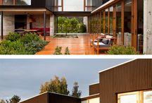 // Concrete + Timber //