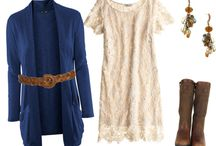 Outfits I love / by Irina Papirnik