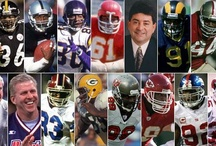 Pro Football Hall of Fame Class of 2013 / From the Selection Process through the enshrinement of our Class of 2013. Use #PFHOF13