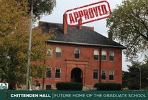 Chittenden Hall Renovations / by Graduate School at Michigan State University