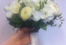 Abi's Arrangements Wedding Work