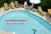 Promotion Hotel Olivier Cannes