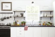 Painted countertop that looks like soapstone