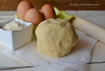 impasti base per ricette dolci e salate