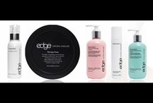 Edge green haircare / Shampoo, Care& styling Green haircare produkter