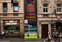 Streetart / by Oscar Schade