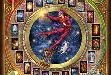 Tarot & Fantasy / by Kathy Armstrong