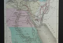 Old Maps / Antique and Vintage Maps from around the world