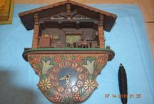 Antique/Vintage Cuckoo Clock