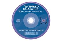 """""""Inspired Blessings"""" Songs by Jean Marie Prince / God has blessed Jean Marie Prince with many talents and now she can say that He has blessed her to be a songwriter as well. It's amazing with what God can do with someone who had no formal songwriting experience, let alone any writing experience. Jean Marie has truly taken a leap of faith that God has given her many times over. Wow! She has become a real testimony of God's power being poured out to reveal that """"With man this is impossible, but with God all things are possible."""" Matthew 19:26"""